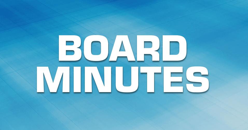 boardminutes